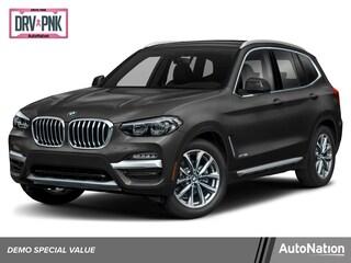 2021 BMW X3 xDrive30i Sport Utility