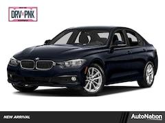 2016 BMW 3 Series 320i xDrive 4dr Car