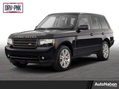 2011 Land Rover Range Rover SC Sport Utility
