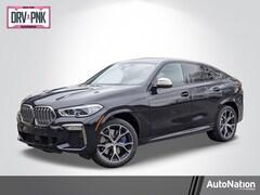 2020 BMW X6 M50i Sports Activity Coupe
