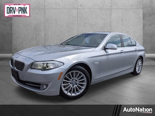 2012 BMW 5 Series 535i 4dr Car in [Company City]