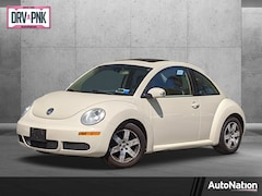 2006 Volkswagen New Beetle Coupe 2dr Car