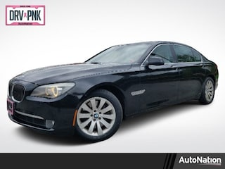 2010 BMW 7 Series 750Li xDrive 4dr Car in [Company City]