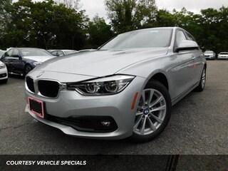 2018 BMW 3 Series 320i Xdrive 4dr Car