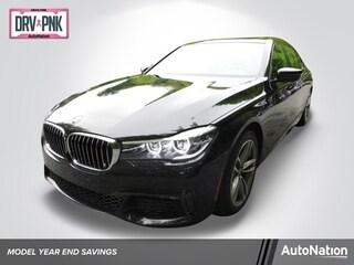 New 2019 BMW 740i xDrive Sedan for sale nationwide