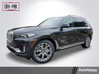 New 2020 BMW X7 xDrive40i SAV for sale nationwide