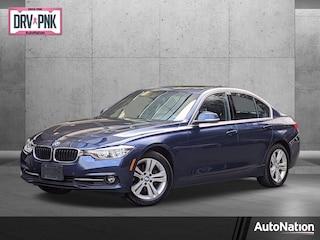 2017 BMW 3 Series 330i xDrive 4dr Car