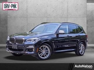 2018 BMW X3 M40i Sport Utility