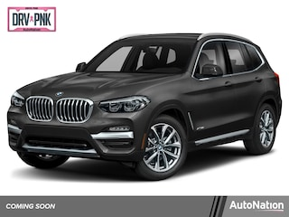 New 2021 BMW X3 xDrive30i SAV for sale nationwide