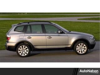 2007 BMW X3 3.0si Sport Utility in [Company City]