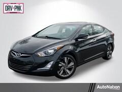 2014 Hyundai Elantra Limited 4dr Car