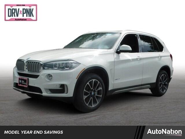 2018 BMW X5 xDrive50i Sport Utility