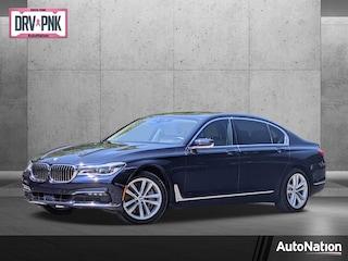 2016 BMW 7 Series 750i xDrive 4dr Car