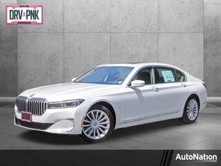 New 2022 BMW 740i xDrive Sedan for sale nationwide