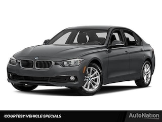 2018 BMW 3 Series 320i Xdrive 4dr Car
