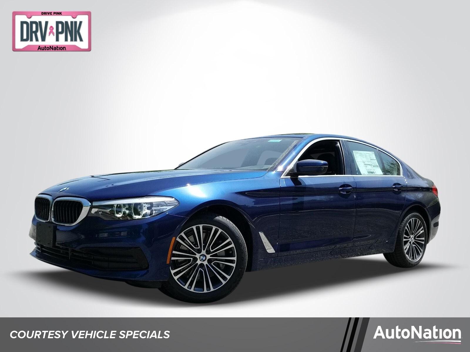 2019 BMW 5 Series 530i xDrive 4dr Car