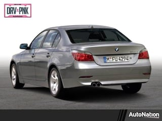 Used 2007 BMW 5 Series 525xi 4dr Car in Houston