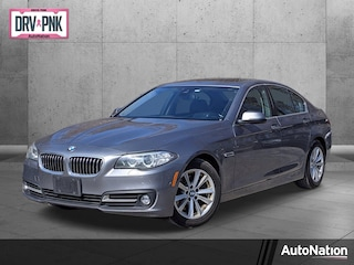 2016 BMW 5 Series 528i xDrive 4dr Car