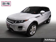 2015 Land Rover Range Rover Evoque Pure Plus Sport Utility