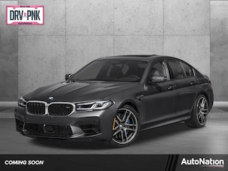 2022 BMW M5 Sedan