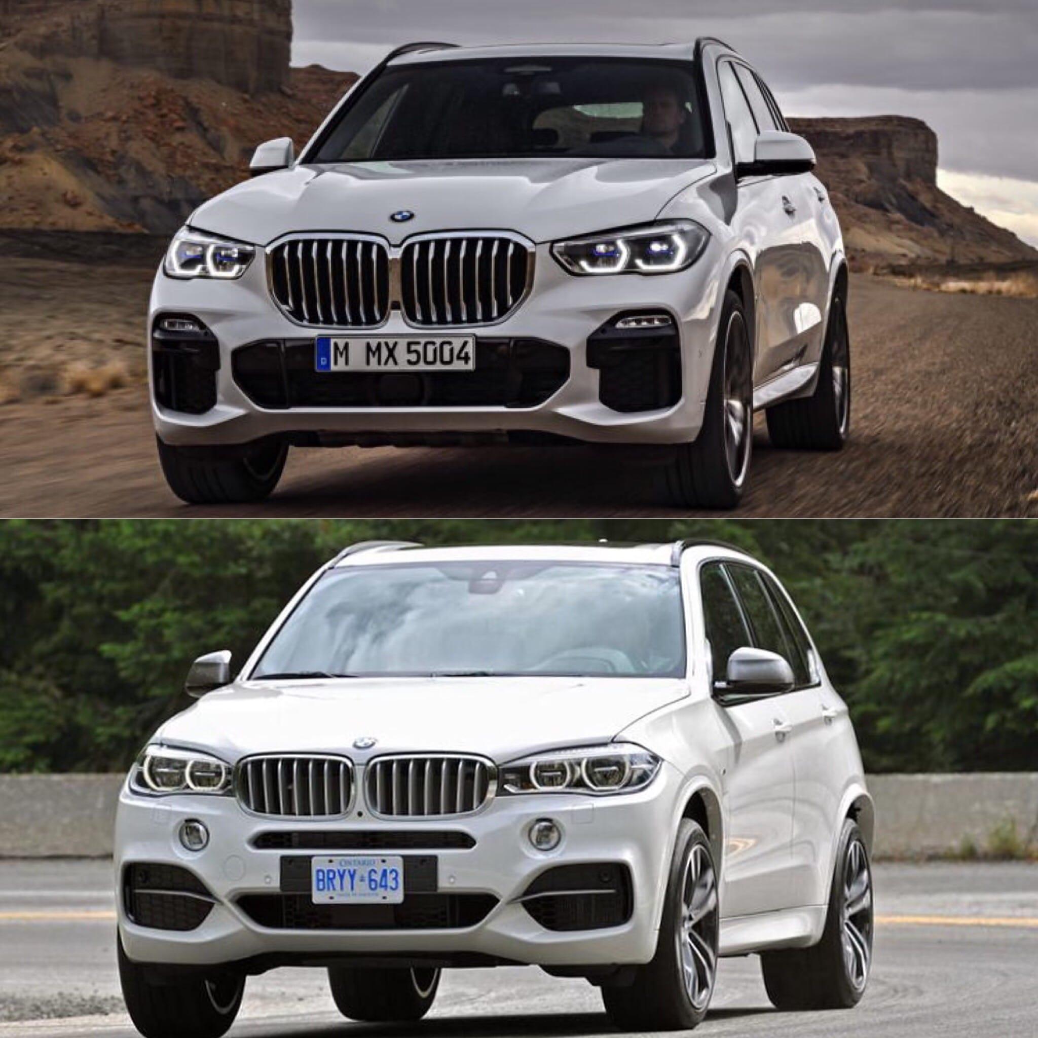 Bmw Of Murray 2019 Bmw X5 Compared To 2018 Bmw X5