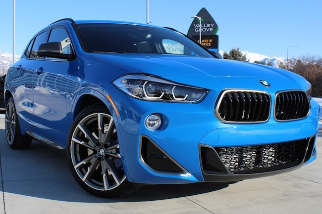 2019 BMW X2 M35i Sports Activity Coupe