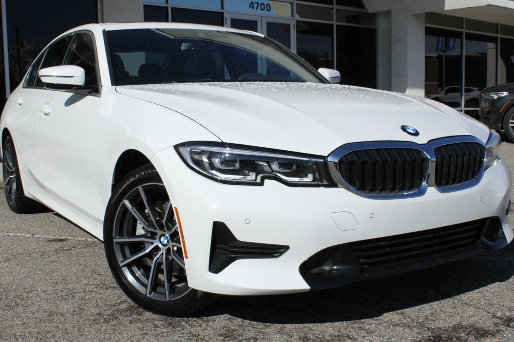 2019 BMW 330i xDrive Sedan xDrive Sedan