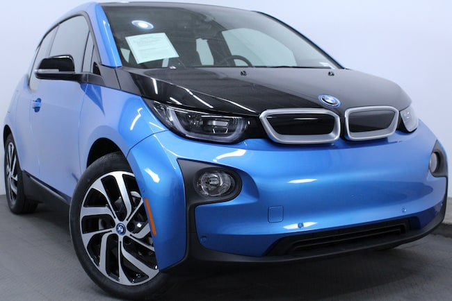 2017 BMW i3 Hatchback