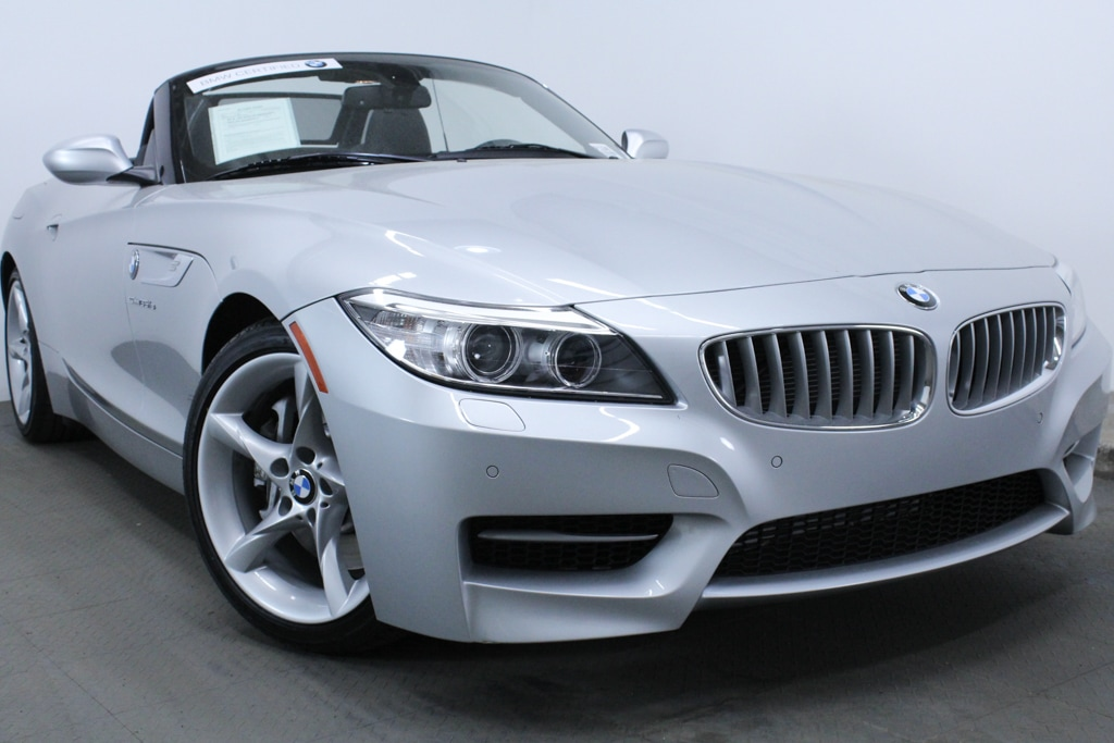 2016 BMW Z4 sDrive35is Roadster Convertible