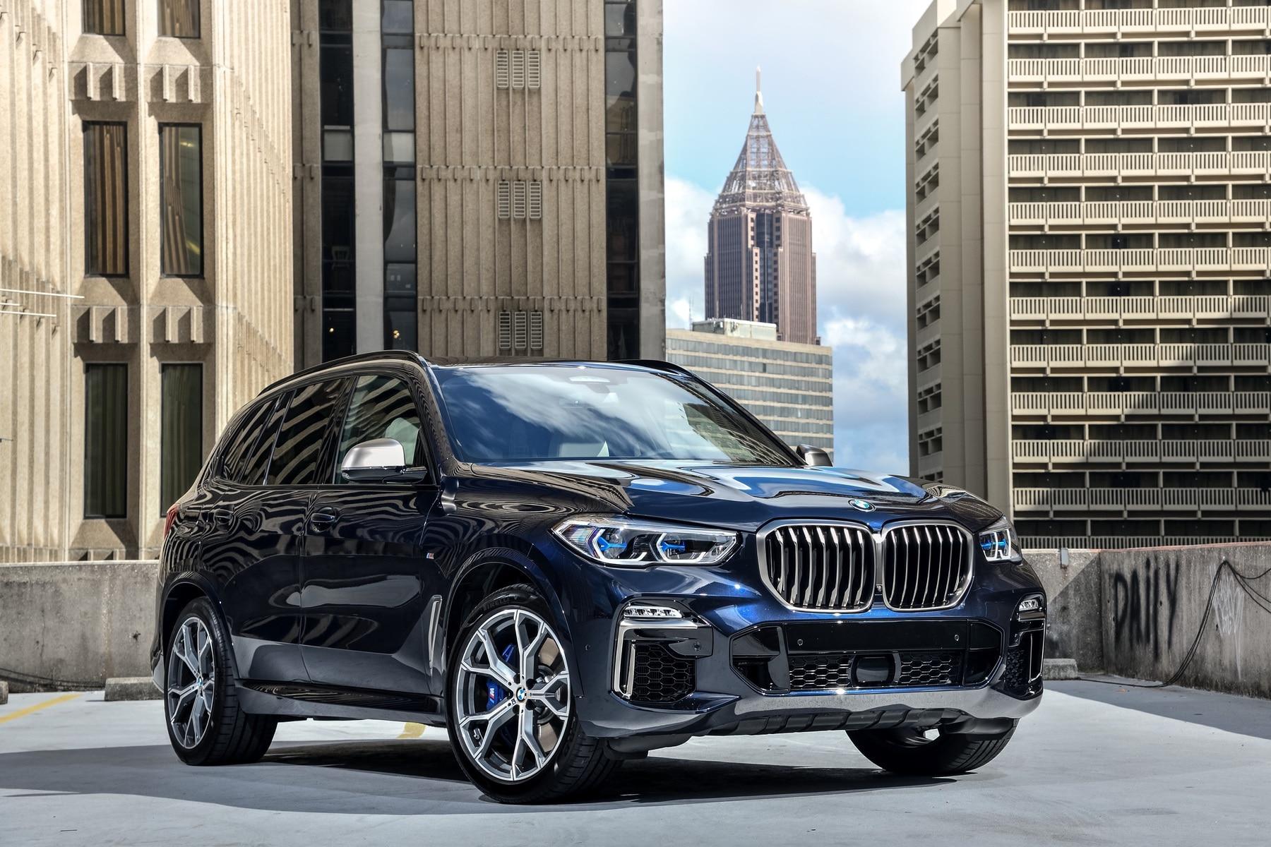 BMW of Murray | 2019 BMW X5 Compared to 2018 BMW X5
