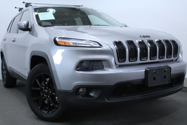 2016 Jeep Cherokee LATI SUV
