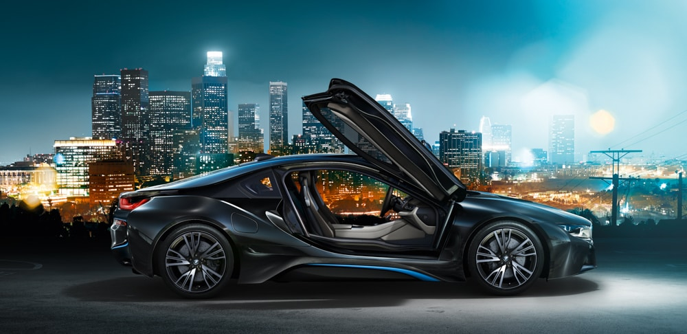 Bmw I8 Overview Bmw Of Murray