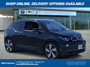 2017 BMW i3 94 Ah w/Range Extender Hatchback