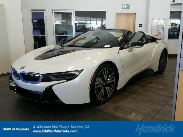 New 2019 BMW i8 For Sale at Hendrick Automotive Group | VIN