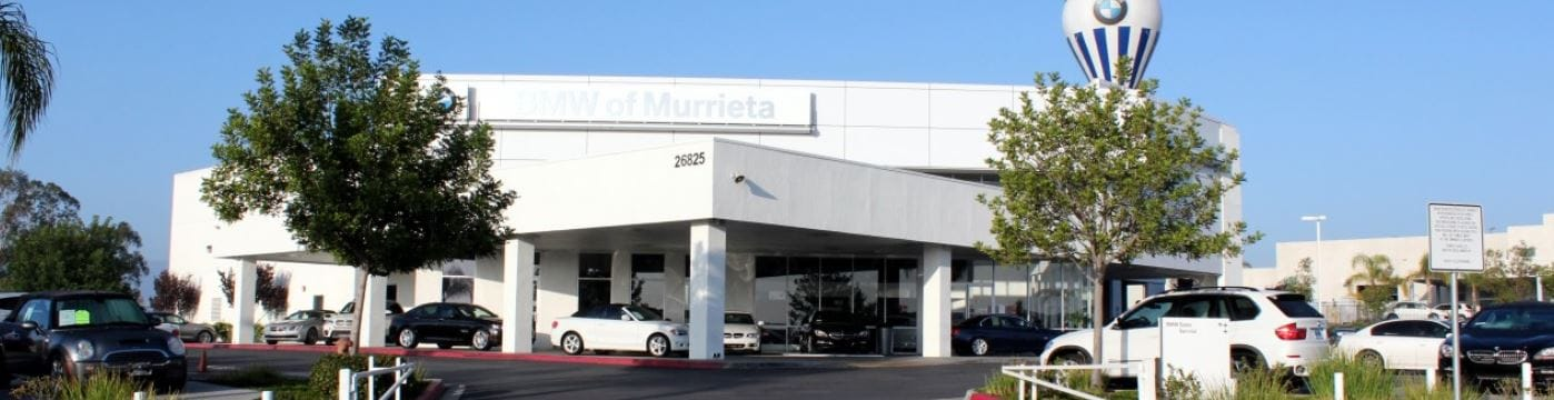 Bmw Of Murrieta Serving Temecula Murrieta Ca Loaner Vehicle