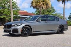 New 2021 BMW 740i 740i Sedan WBA7T2C09MCE63000 Myrtle Beach South Carolina