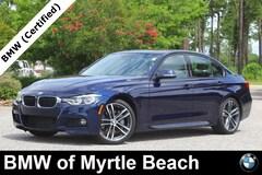 Used 2018 BMW 340i Sedan Myrtle Beach South Carolina