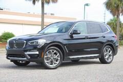 New 2021 BMW X3 PHEV xDrive30e SAV 5UXTS1C0XM9E00076 Myrtle Beach South Carolina