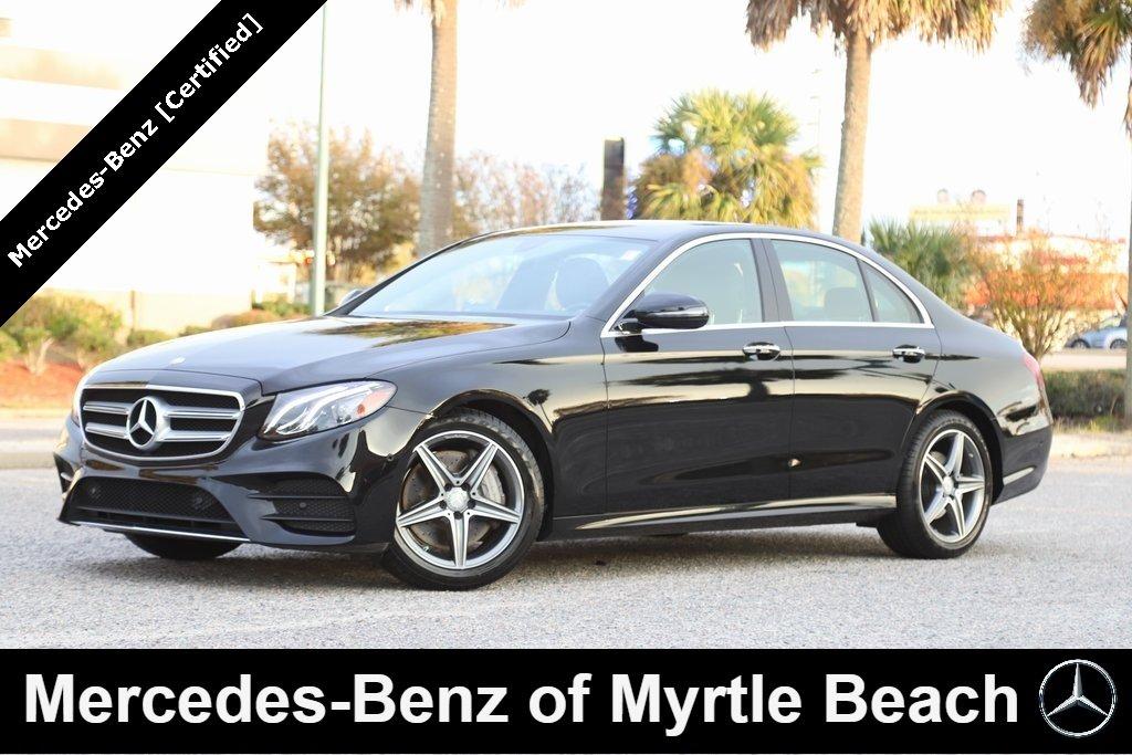 2017 Mercedes-Benz E-Class E 300 Sedan Myrtle Beach South Carolina