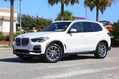 New 2020 BMW X5 sDrive40i SUV 5UXCR4C06LLW63791 Myrtle Beach South Carolina