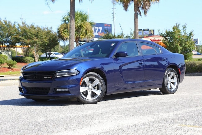 Used 2016 Dodge Charger SXT Sedan in Myrtle Beach