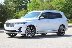 New 2021 BMW X7 xDrive40i SAV 5UXCW2C07M9H69214 Myrtle Beach South Carolina