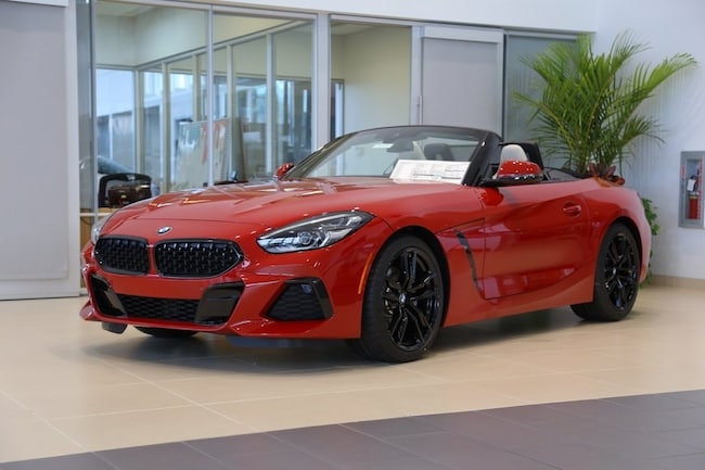 New 2019 BMW Z4 sDrive30i Convertible In Myrtle Beach