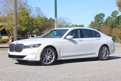 New 2021 BMW 750i xDrive Sedan WBA7U2C09MCF47640 Myrtle Beach South Carolina