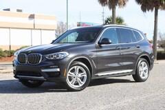New 2020 BMW X3 xDrive30i SAV 5UXTY5C05L9C03899 Myrtle Beach South Carolina
