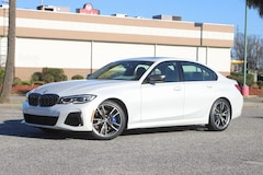 New 2021 BMW M340i Sedan 3MW5U7J09M8B64941 Myrtle Beach South Carolina