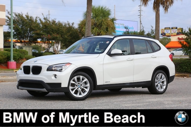 Used 2014 BMW X1 xDrive28i SAV in Myrtle Beach