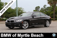 Certified Pre-Owned 2016 BMW 435i xDrive Coupe 6936 Myrtle Beach South Carolia