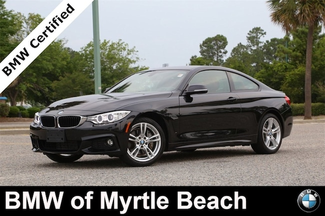 Bmw 435i For Sale >> 2016 Certified Pre Owned Bmw 435i For Sale Myrtle Beach South