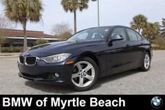 Certified Pre-Owned 2015 BMW 328i 328i Sedan 6861 Myrtle Beach South Carolia